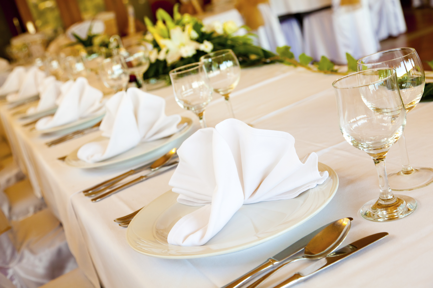 Linen service atlanta ga classic touch cleaners for Wedding dress cleaning atlanta