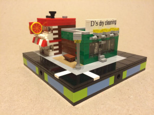 Lego Dry Cleaners