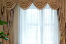 luxury drapes
